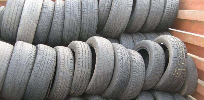 Steel from old tyres and ceramics from nutshells – how industry can use our rubbish