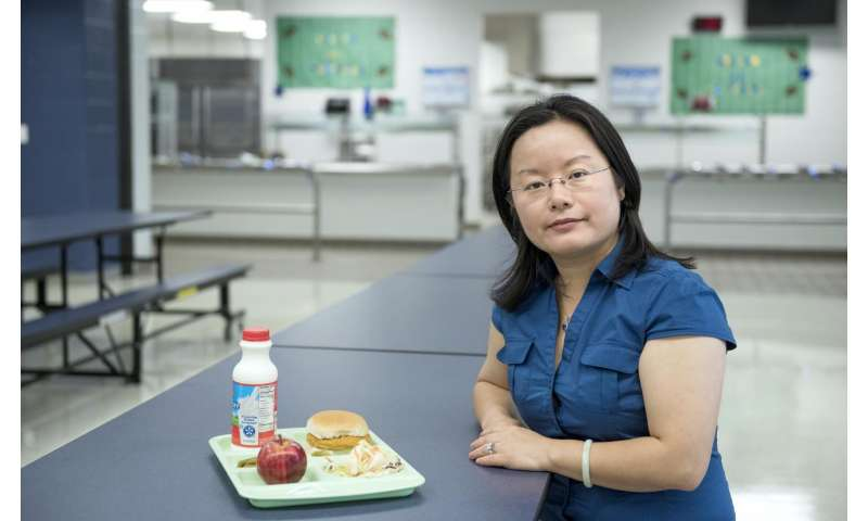 Students in government-funded school meal programs at higher risk of being overweight