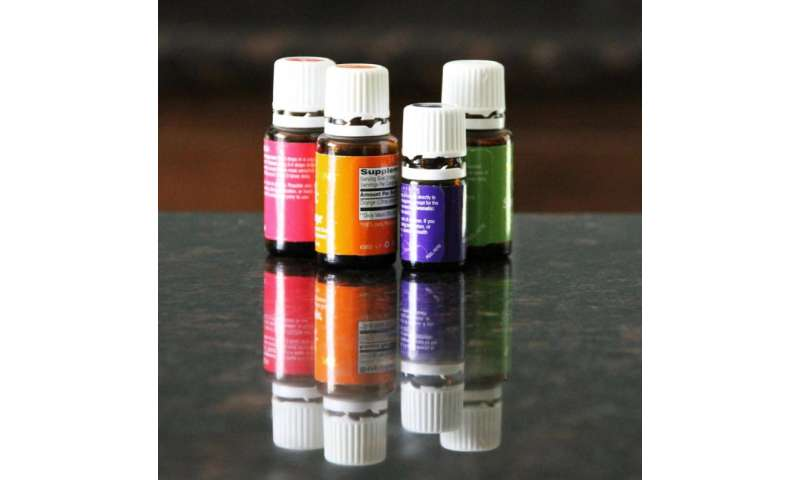 Study: Can essential oils help children with autism?