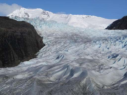Study: Juneau Ice Field to shrink if warming continues