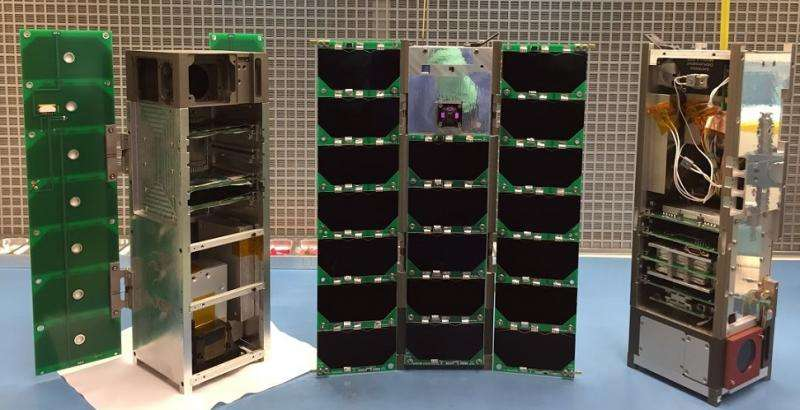 Sun-observing MinXSS CubeSat expected to yield new insights