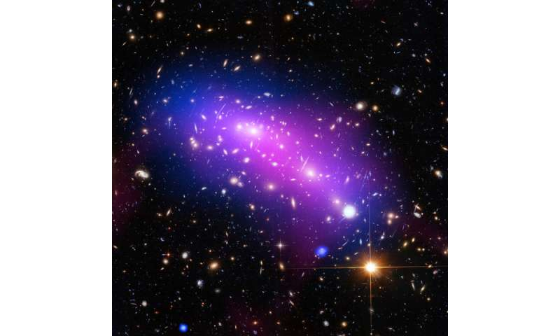 Supercomputers on the trail of dark matter