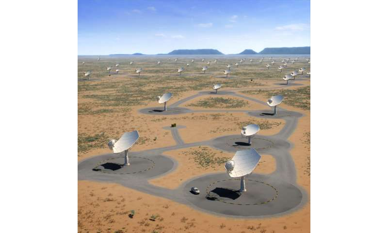 Sweden's biggest contribution yet to the world's largest radio telescope