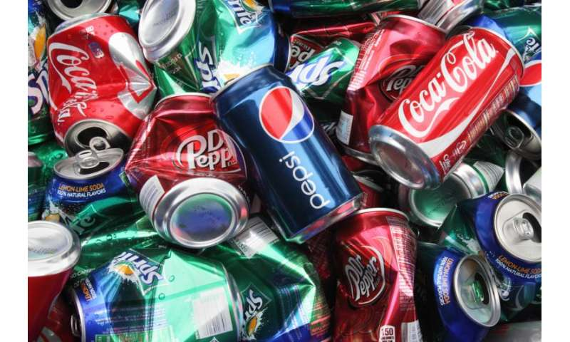 Switching away from soda cut more than 60 trillion calories from the American diet from 2000 to 2015
