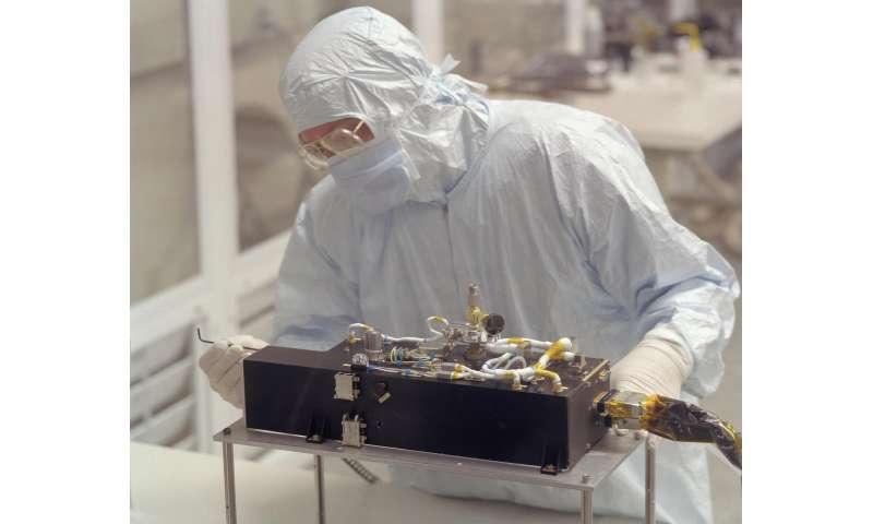 SwRI's Alice spectrograph completes ESA mission to comet 67P