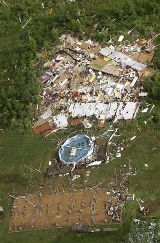 System may forecast tornadoes weeks away; Test it next week
