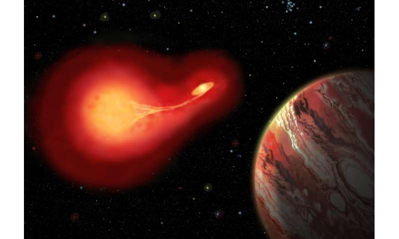 Tatooine worlds orbiting 2 suns often survive violent escapades of aging stars