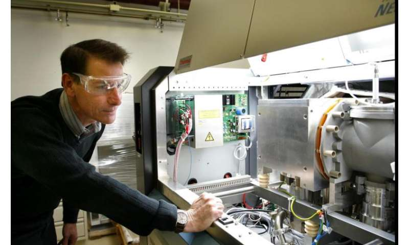 Team uses nuclear forensics to solve mysteries and safeguard materials