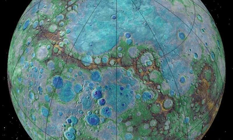 Tectonically Active Planet Mercury