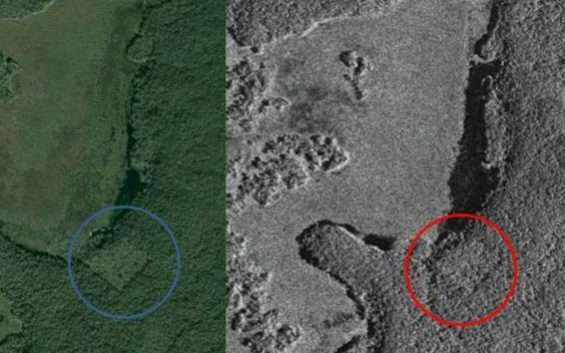 Teen uses satellite imagery to discover possible ancient Mayan ruins