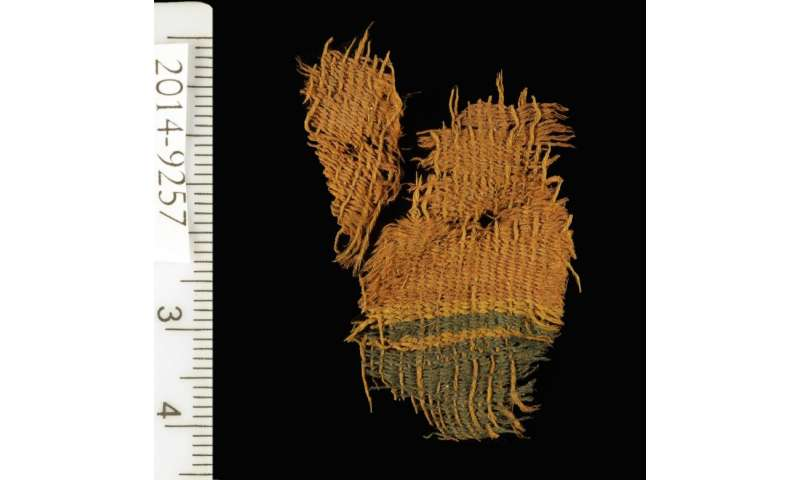 Tel Aviv University discovers fabric collection dating back to Kings David and Solomon