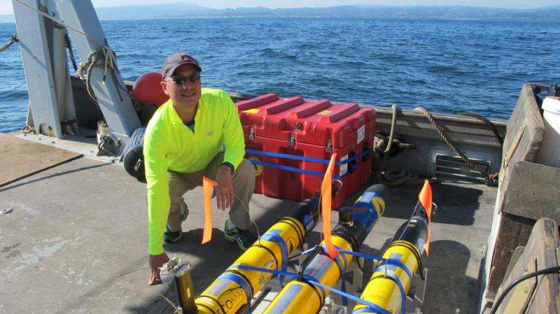 Testing robots from Monterey Bay to Europa