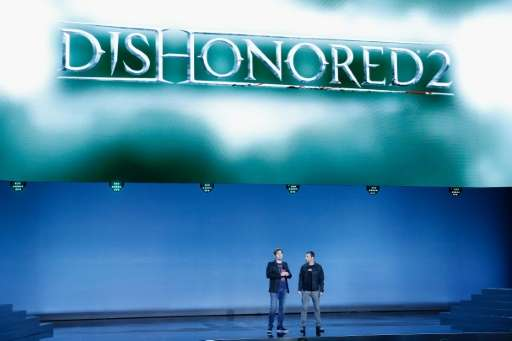 """The Arkane Studios sequel to hit video game """"Dishonored"""" lets people play as the original protagonist, royal protector"""