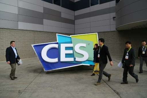 """The Consumer Electronics Show in Las Vegas saw the debut of new applications for """"virtual checkups"""" and ways to treat"""