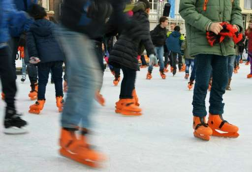 The Dutch love affair with ice skating stretches as far back as the 13th century