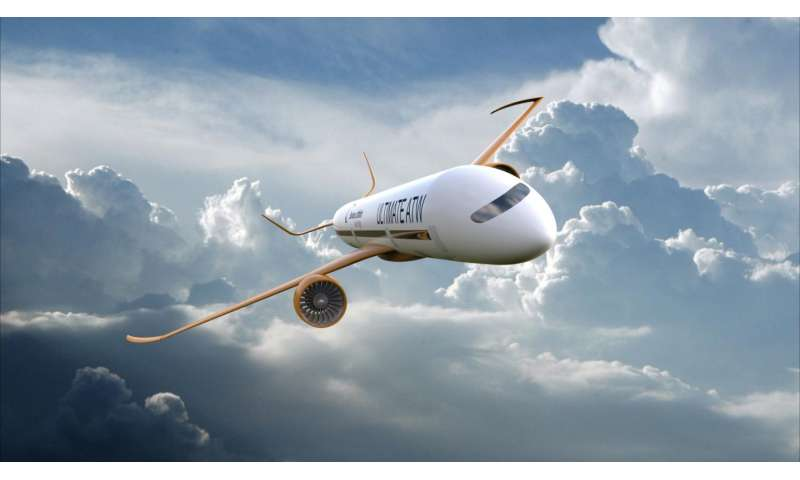 The EU commits to research into ultra-efficient aero engines