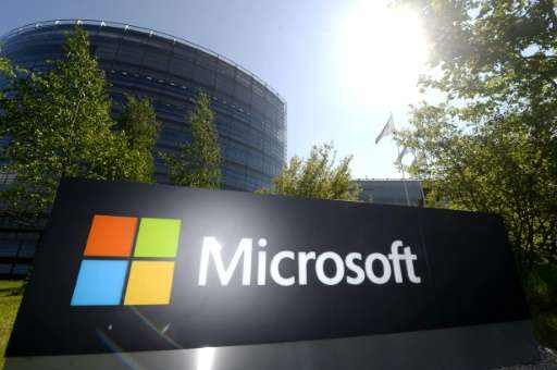 The future is a question mark for Microsoft, once the world's largest company, which has fallen behind Apple and Google as the P