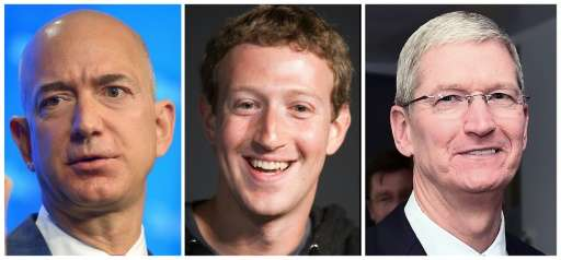 The heads of Amazon, Apple and Facebook were among powerhouse names April 26, 2016 on an open letter as well as a petition onlin