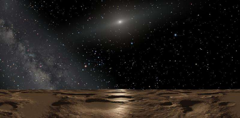 The long hunt for new objects in our expanding solar system