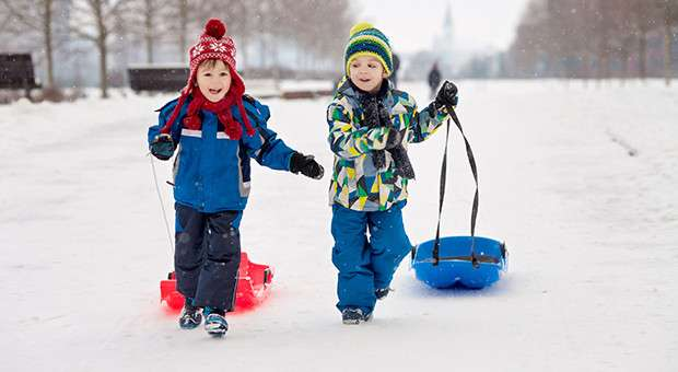 The Medical Minute: Steering clear of sledding risks
