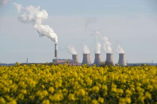 The planet's three most dangerous greenhouse gases are rising, and fossil fuels must be taxed to protect children from the costl