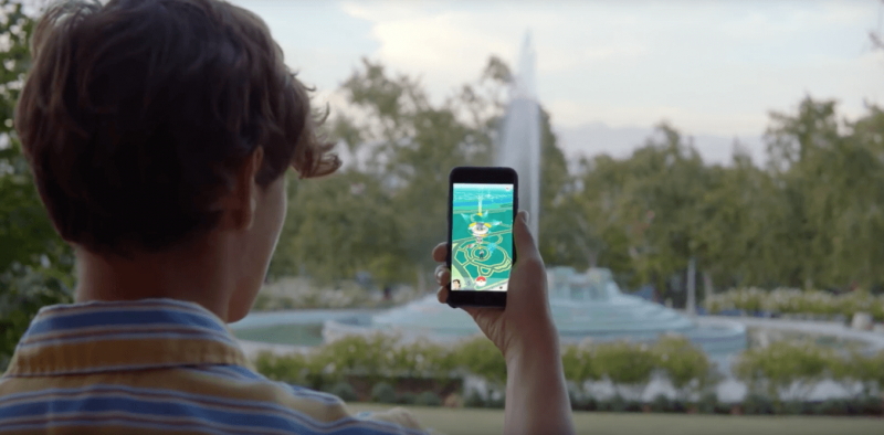 The Pokémon GO craze sees gamers hit the streets but it comes with a warning