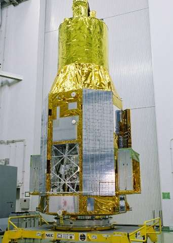 "The ""Hitomi"" satellite was launched in February 2016 to observe X-rays emanating from black holes"