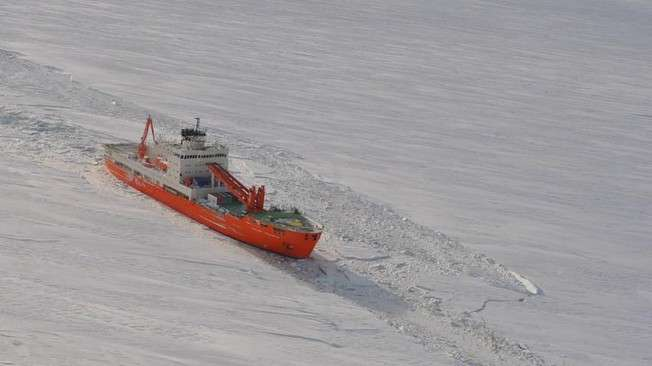 Three months in the Antarctic to unlock the secrets of our climate