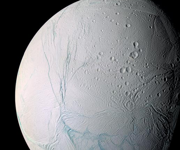 Tidal forces explain how an icy moon of Saturn keeps its 'tiger stripes'