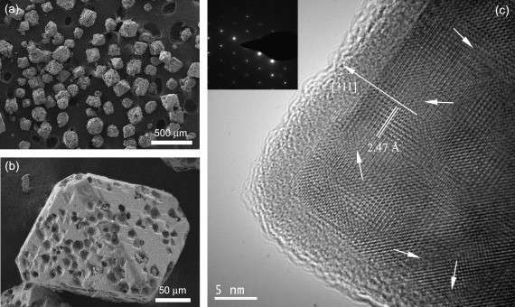 Tiny super magnets could be the future of drug delivery
