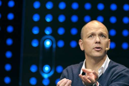 Tony Fadell (pictured) founded Nest with Matt Rogers six years ago, launching with a thermostat that synchs to the Internet and