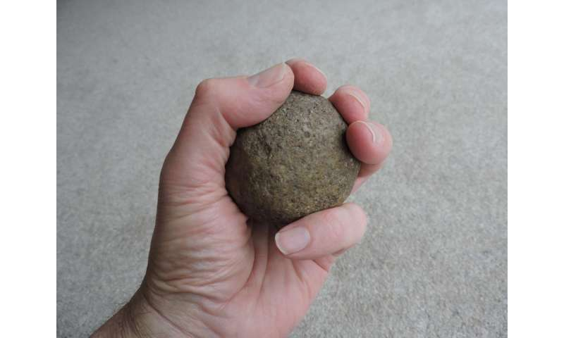 Tool or weapon? New research throws light on stone artifacts' use as ancient projectiles