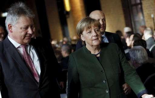 Top German spy warns of political cyberattacks, Russia links