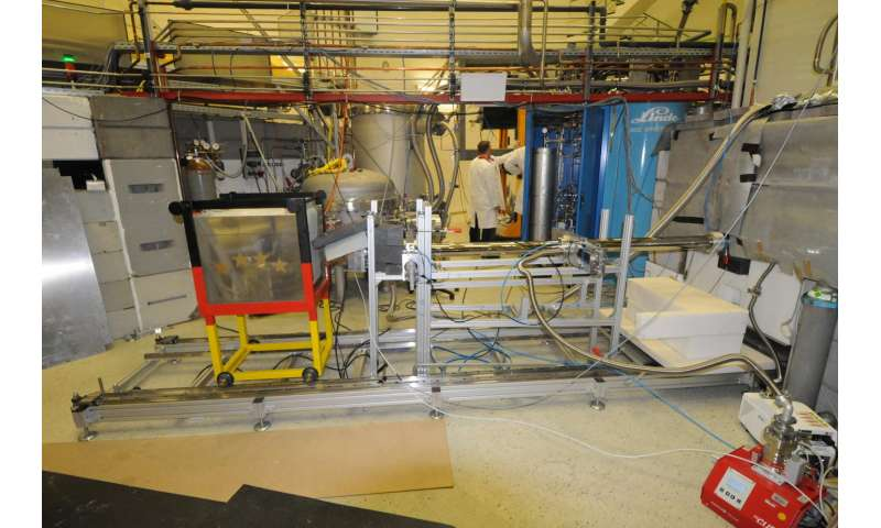 TUM and JGU activate new source of ultra-cold neutrons