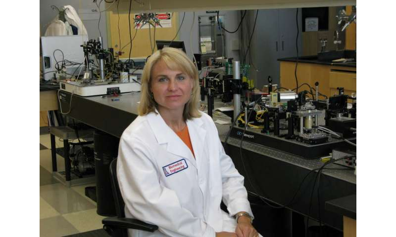 UA engineers zero in on early detection of ovarian cancer