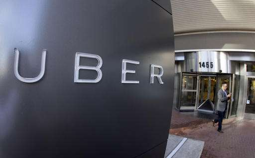 Uber takes its app down new road with redesign