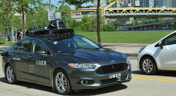 Uber tests in Pittsburgh don't mean driverless taxis are imminent, transportation policy expert says