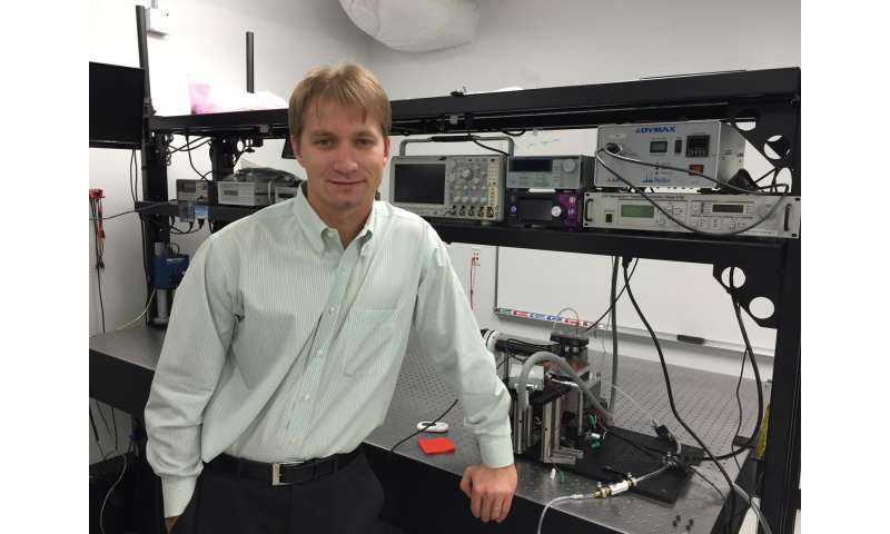 UCF scientist creates most efficient quantum cascade laser ever