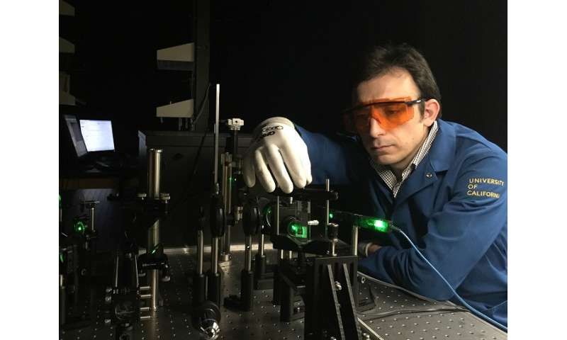 UCR researchers discover new method to dissipate heat in electronic devices