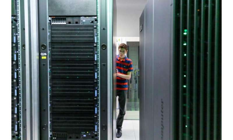 Using servers for home heating