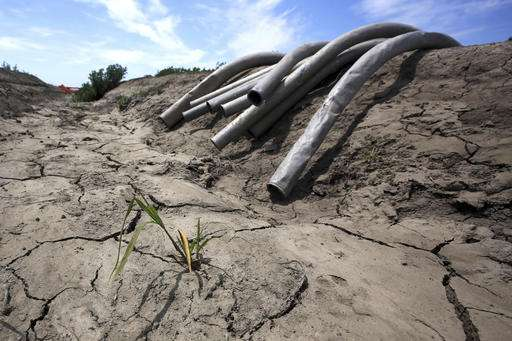 US Southwest faces threat of megadroughts with rising temps