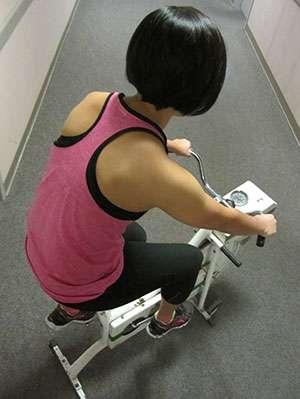 Vigorous exercise boosts critical neurotransmitters, may help restore mental health