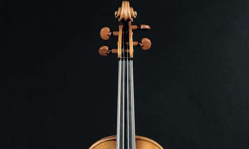 Violin varnish: Key to a fiddle's tone
