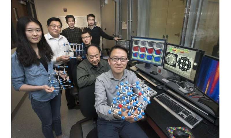 Visualizing the lithiation of a nanosized iron-oxide material in real time