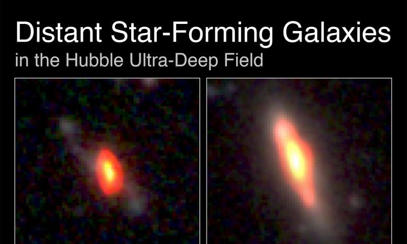 VLA, ALMA team up to give first look at birthplaces of most current stars