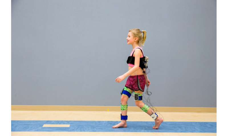 'Walk-DMC' aims to improve surgery outcomes for children with cerebral palsy