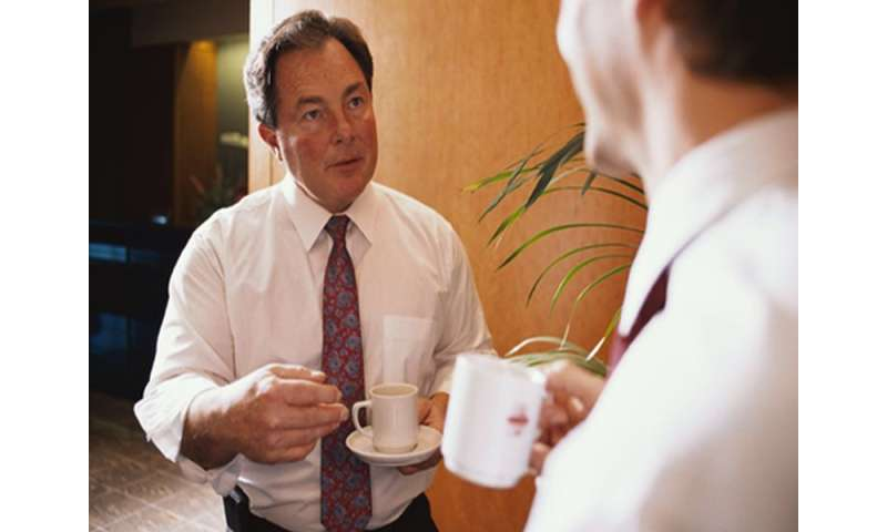'Walking meetings' feasible strategy for employee wellness
