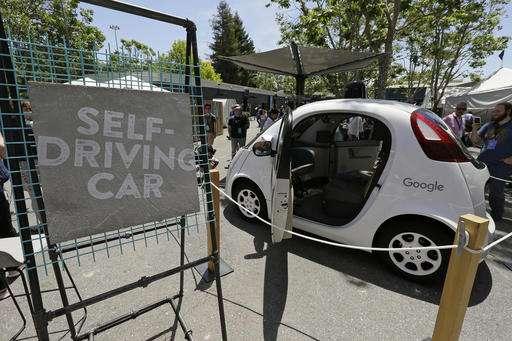 Want a self-driving car? California considers public use