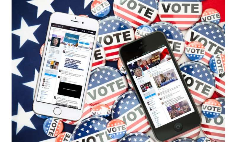 Want the most telling presidential polling data? Professor says turn to Twitter