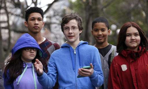 Washington state youth sue government over climate change